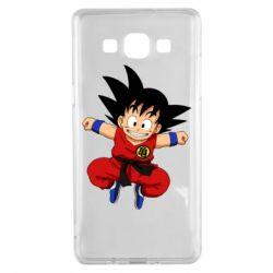Чохол для Samsung A5 2015 Dragon ball Son Goku