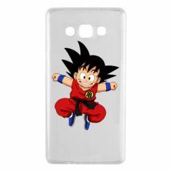Чохол для Samsung A7 2015 Dragon ball Son Goku