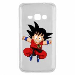 Чохол для Samsung J1 2016 Dragon ball Son Goku