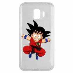 Чохол для Samsung J2 2018 Dragon ball Son Goku