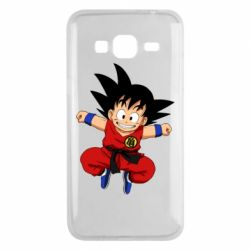 Чохол для Samsung J3 2016 Dragon ball Son Goku