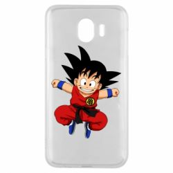 Чохол для Samsung J4 Dragon ball Son Goku