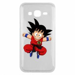 Чохол для Samsung J5 2015 Dragon ball Son Goku