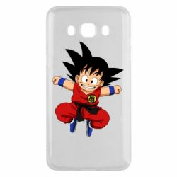 Чохол для Samsung J5 2016 Dragon ball Son Goku