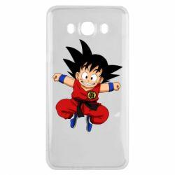 Чохол для Samsung J7 2016 Dragon ball Son Goku