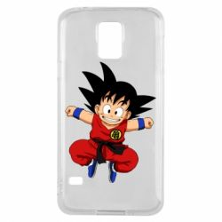 Чохол для Samsung S5 Dragon ball Son Goku