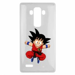 Чехол для LG G4 Dragon ball Son Goku - FatLine