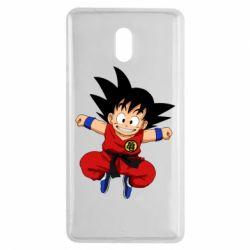 Чехол для Nokia 3 Dragon ball Son Goku - FatLine