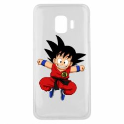 Чохол для Samsung J2 Core Dragon ball Son Goku