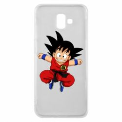 Чохол для Samsung J6 Plus 2018 Dragon ball Son Goku