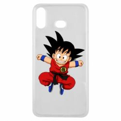 Чохол для Samsung A6s Dragon ball Son Goku