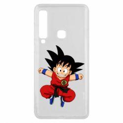 Чохол для Samsung A9 2018 Dragon ball Son Goku
