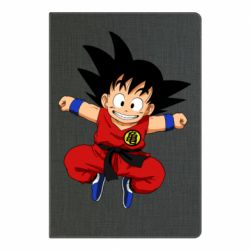 Блокнот А5 Dragon ball Son Goku