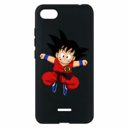Чехол для Xiaomi Redmi 6A Dragon ball Son Goku - FatLine