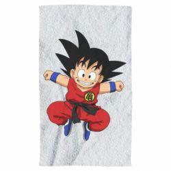 Рушник Dragon ball Son Goku