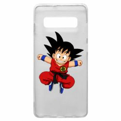 Чохол для Samsung S10+ Dragon ball Son Goku
