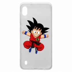 Чохол для Samsung A10 Dragon ball Son Goku