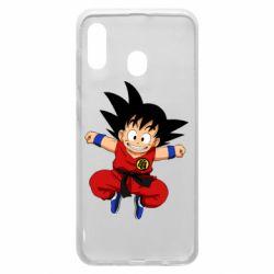 Чохол для Samsung A20 Dragon ball Son Goku