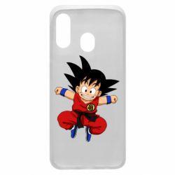Чохол для Samsung A40 Dragon ball Son Goku