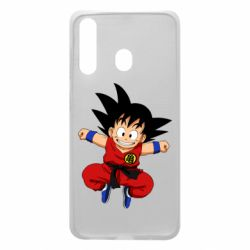 Чохол для Samsung A60 Dragon ball Son Goku