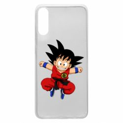 Чохол для Samsung A70 Dragon ball Son Goku