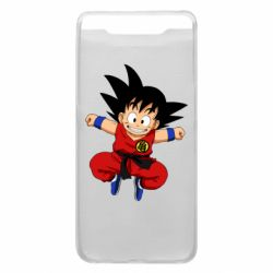 Чохол для Samsung A80 Dragon ball Son Goku
