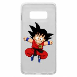 Чохол для Samsung S10e Dragon ball Son Goku