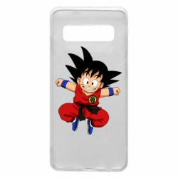 Чохол для Samsung S10 Dragon ball Son Goku