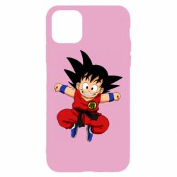Чохол для iPhone 11 Dragon ball Son Goku