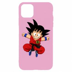 Чохол для iPhone 11 Pro Dragon ball Son Goku