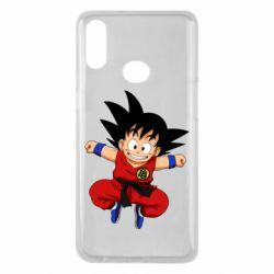 Чохол для Samsung A10s Dragon ball Son Goku