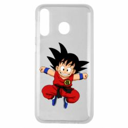 Чохол для Samsung M30 Dragon ball Son Goku
