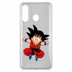 Чохол для Samsung M40 Dragon ball Son Goku