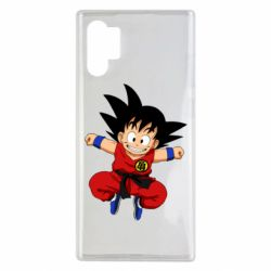 Чохол для Samsung Note 10 Plus Dragon ball Son Goku