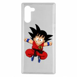 Чохол для Samsung Note 10 Dragon ball Son Goku