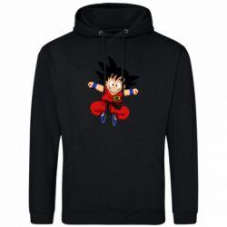 Чоловіча толстовка Dragon ball Son Goku