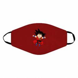 Маска для обличчя Dragon ball Son Goku