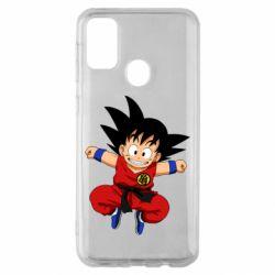 Чохол для Samsung M30s Dragon ball Son Goku