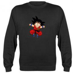 Реглан (світшот) Dragon ball Son Goku