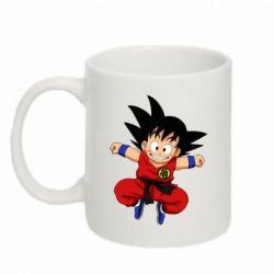 Кружка 320ml Dragon ball Son Goku