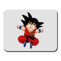 Килимок для миші Dragon ball Son Goku