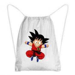 Рюкзак-мішок Dragon ball Son Goku