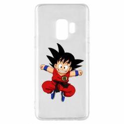 Чохол для Samsung S9 Dragon ball Son Goku