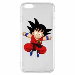 Чохол для iPhone 6 Plus/6S Plus Dragon ball Son Goku
