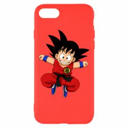 Чохол для iPhone 7 Dragon ball Son Goku