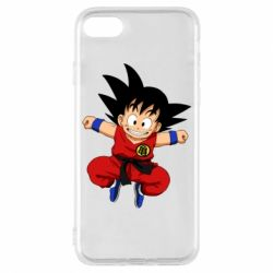 Чохол для iPhone 8 Dragon ball Son Goku