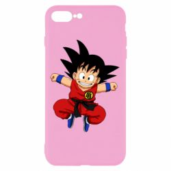 Чохол для iPhone 8 Plus Dragon ball Son Goku