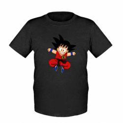 Дитяча футболка Dragon ball Son Goku