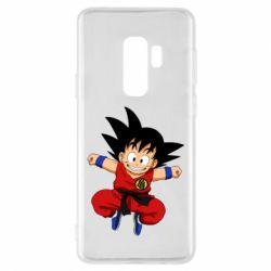 Чохол для Samsung S9+ Dragon ball Son Goku