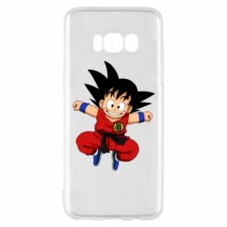 Чохол для Samsung S8 Dragon ball Son Goku